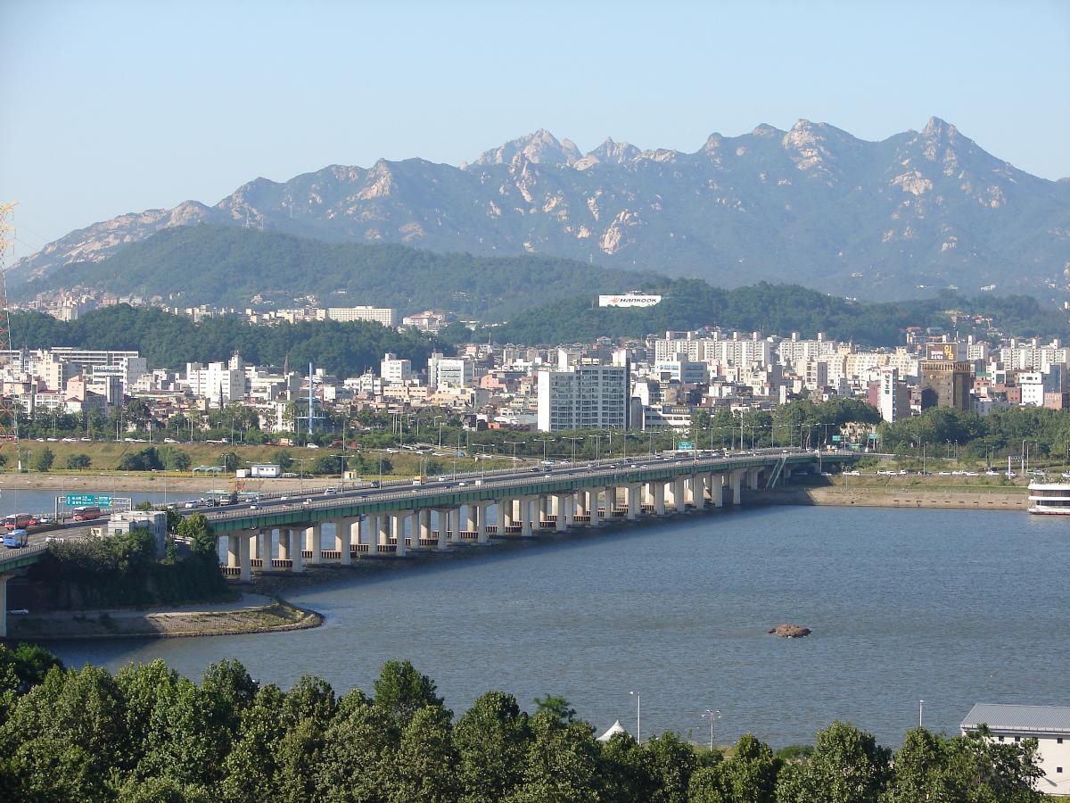 Yangwha Grand Bridge
