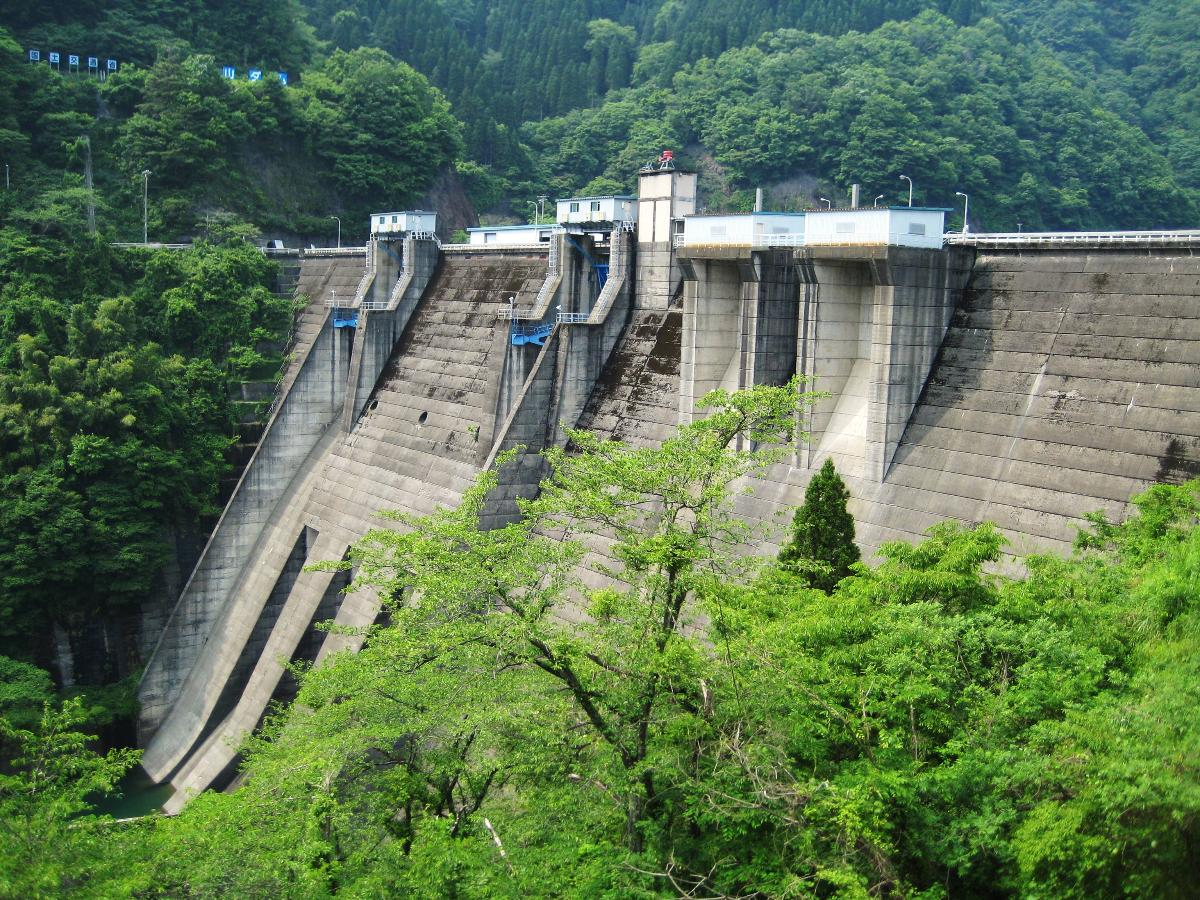 Barrage de Yokoyama