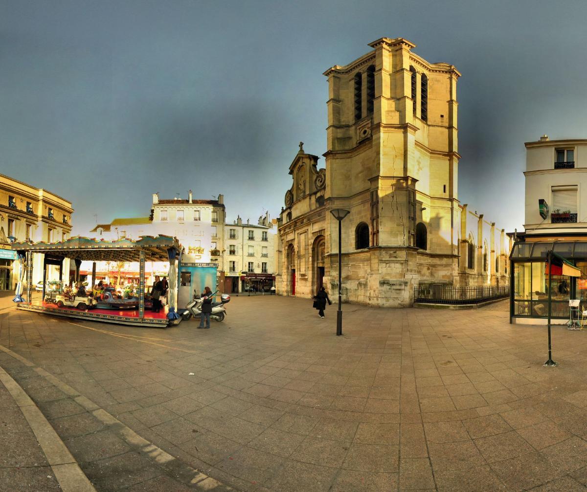 Notre-Dame-des-Vertus Church