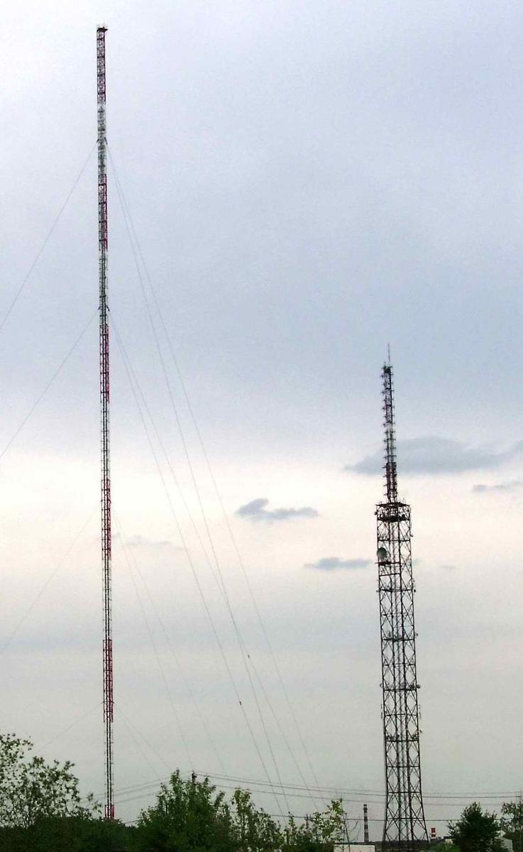 Balashikha Transmission Mast