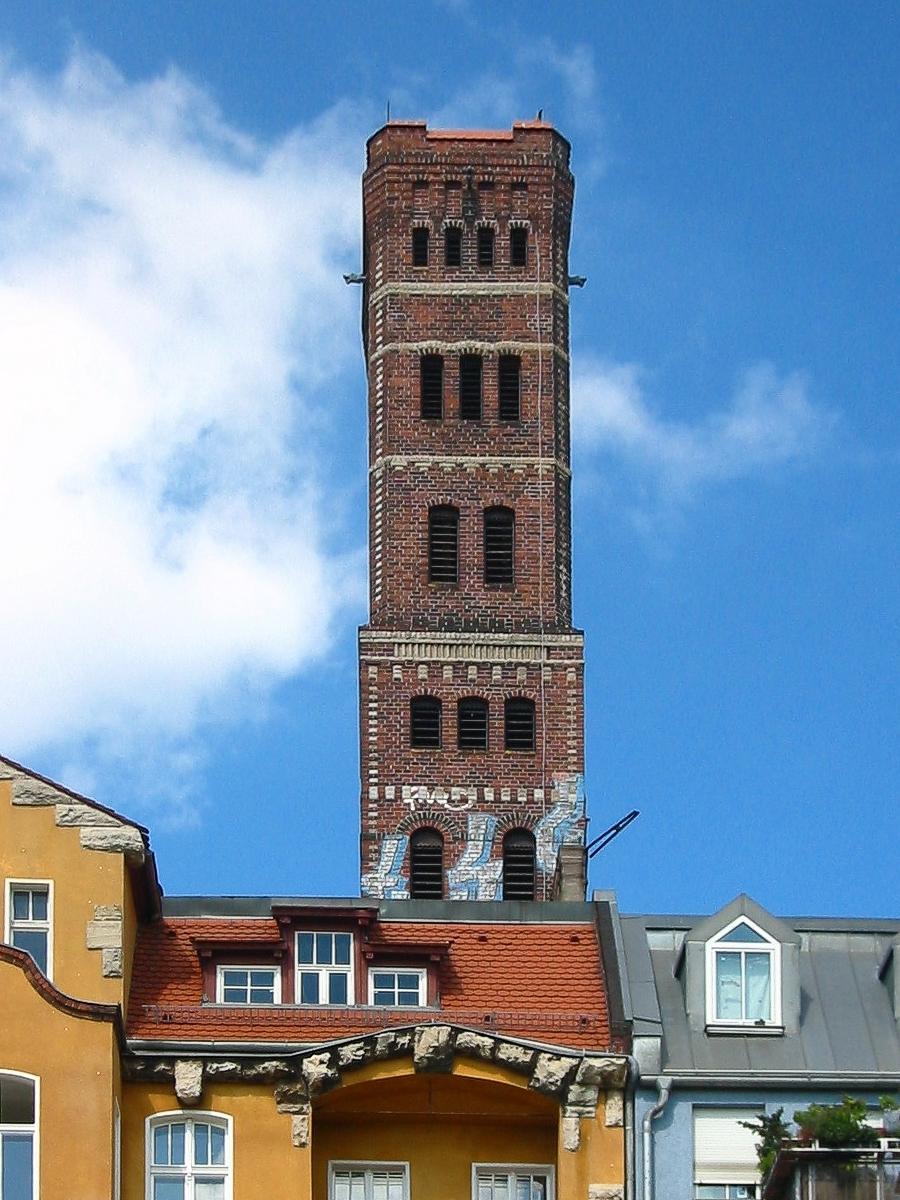 Schrotkugelturm