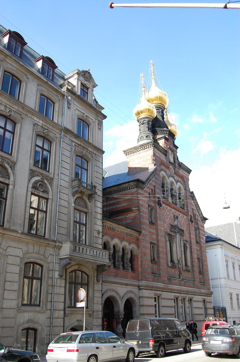 Alexandr Newskij Kirke