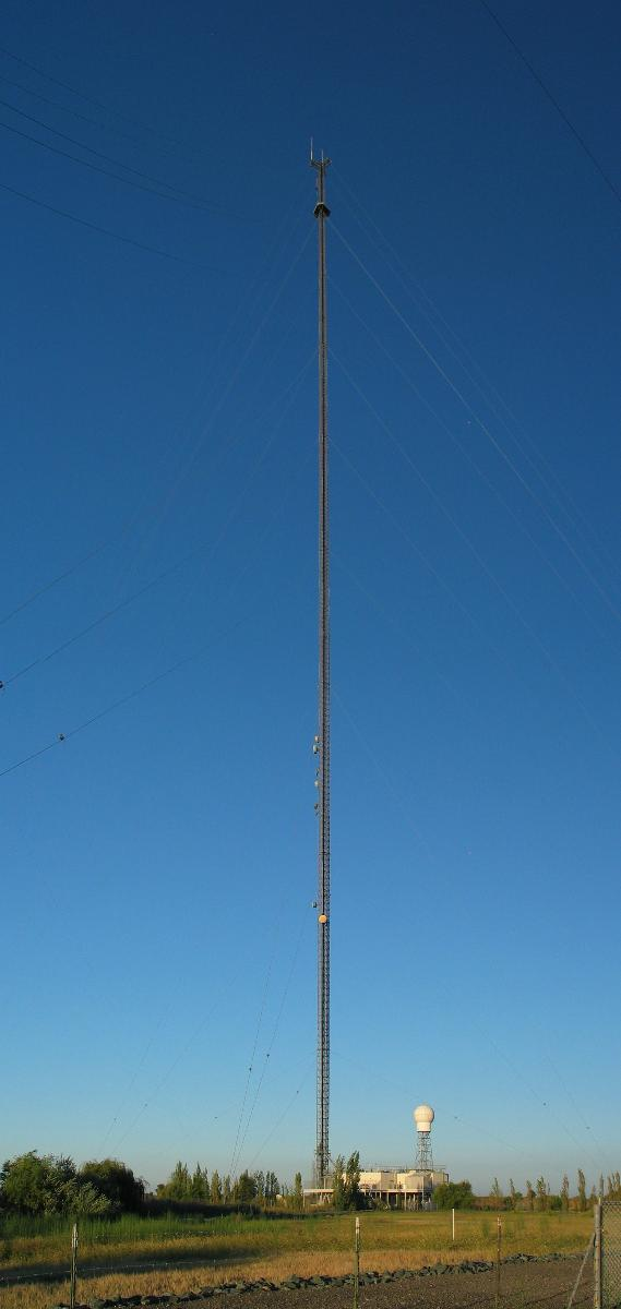 KXTV/KOVR Tower