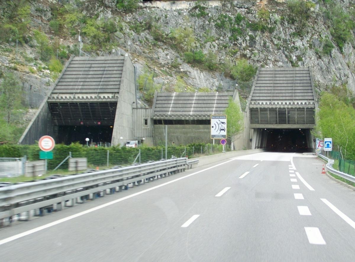 Tunnel de l'Epine