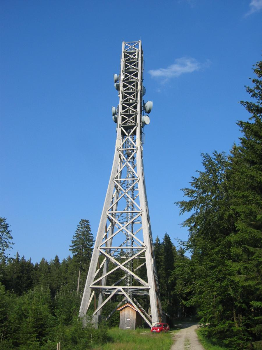 Rottenbuch transmission tower