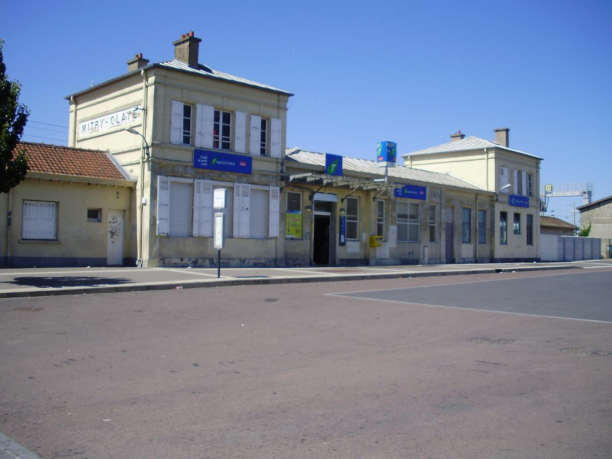 Mitry - Claye Station