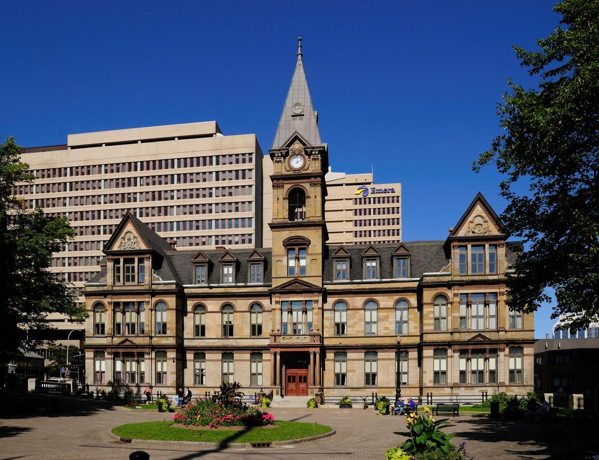 Rathaus (Halifax)