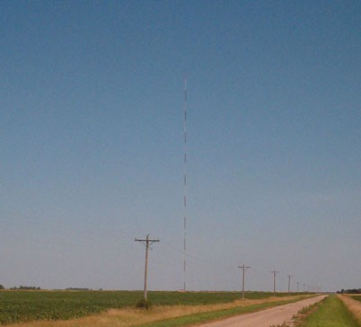 KVLY TV Tower