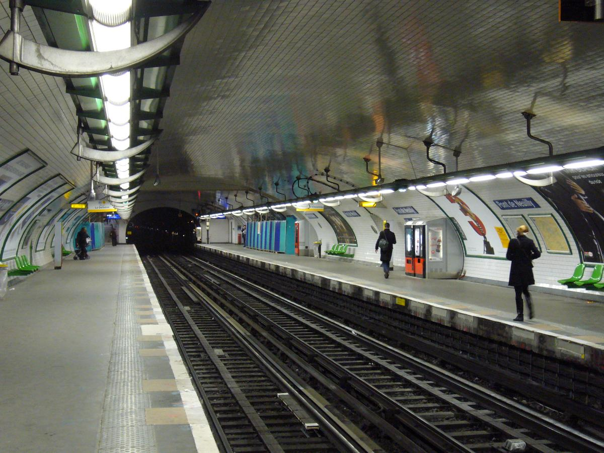 Pont de neuilly metro station neuilly sur seine 1937 structurae - Station autolib neuilly sur seine ...