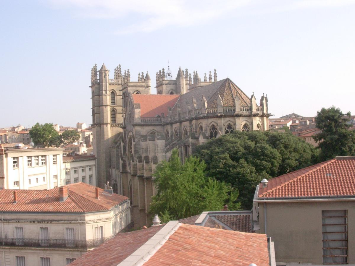 Montpellier cathedral montpellier structurae - Cathedrale saint pierre de montpellier ...