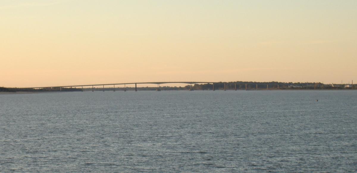 Puente General Artigas (Fotograf: Pablo D. Flores)