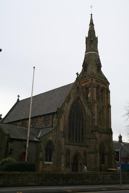 Cathédrale Notre-Dame-des-Douleurs de Wrexham