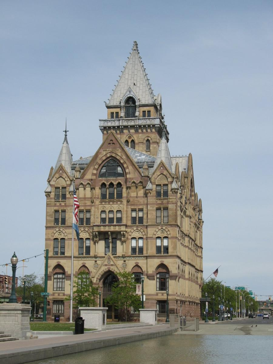 Syracuse Savings Bank Building