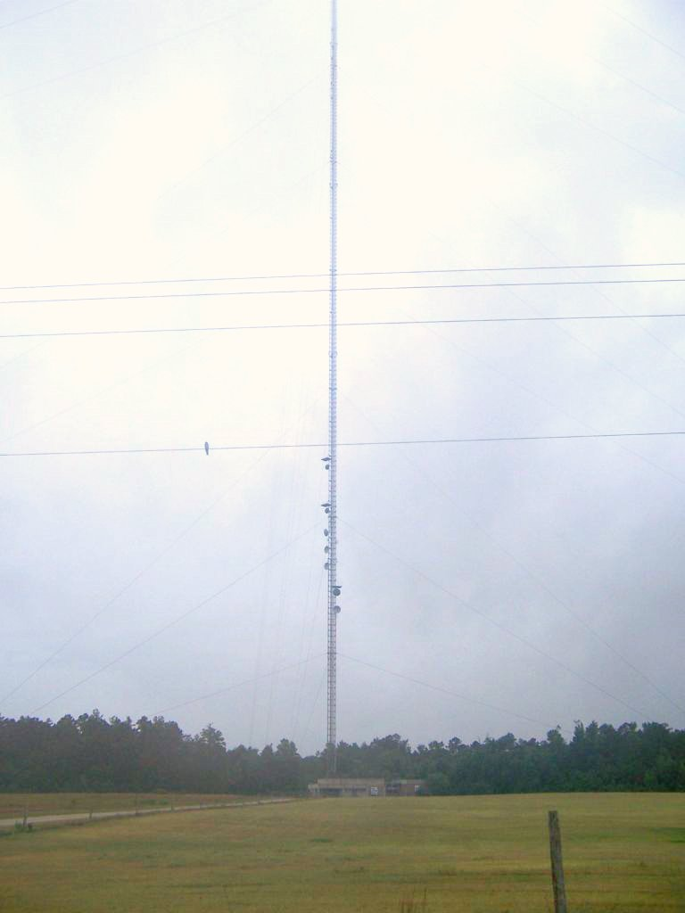 WITN Tower (Grifton, 1979)