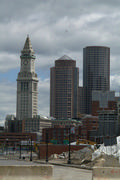Custom House Tower, Two & One International Place, Boston