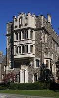 Princeton University - Patton Hall