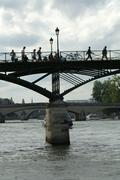 Pont des Arts, Paris.