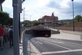 Altstadtkreisel Footbridge