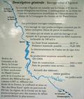 Eguzon Dam